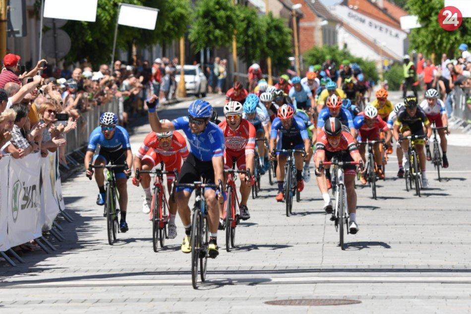 60593232b V uliciach mesta otvoria sezónu: Do Trnavy mieria preteky v cestnej  cyklistike | Trnava24.sk